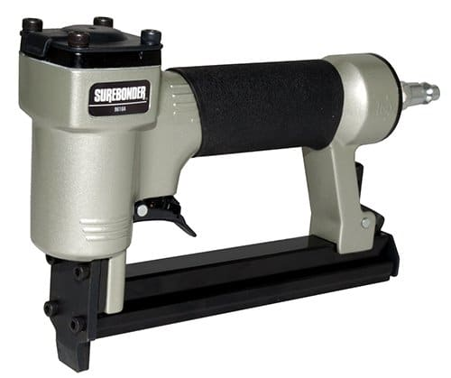 Surebonder Pneumatic 22G Narrow Crown Upholstery Staple Gun