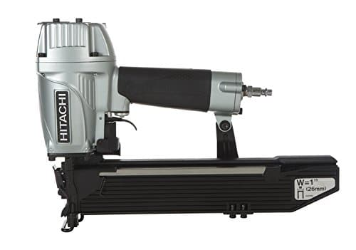 "Hitachi N5024A2 1"" Wide Crown Stapler"