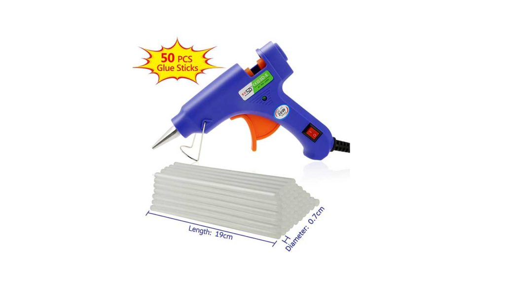 Philonext Hot Melt Glue Gun Review